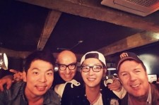 lee jun ki with yoo seung chan hong suk chun holley