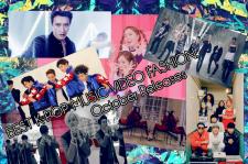 Best K-Pop Music Video Fashion October Releases via Kultscene