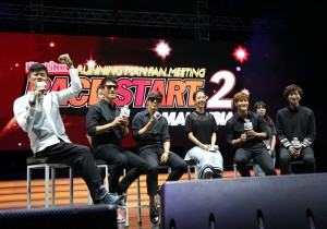 Running Man Fan Meeting Race Start Season 2 in Malaysia - Nov 1, 2014 [PHOTOS]