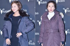 Kim Sung Ryung and Song Yoon Ah Attend Nobis 2014 F/W Collection Fashion