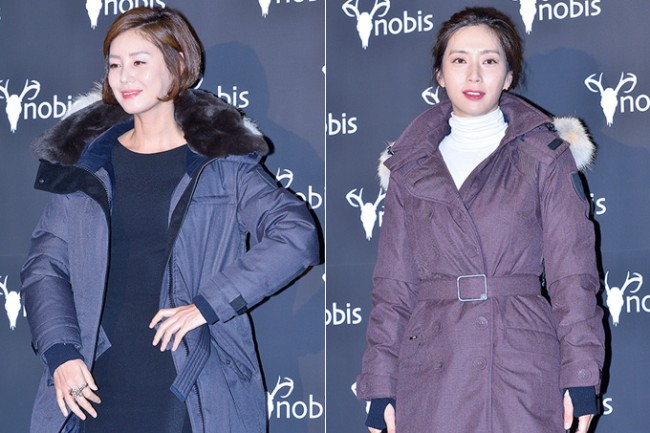 Kim Sung Ryung and Song Yoon Ah Attend Nobis 2014 F/W Collection Fashion key=>0 count21