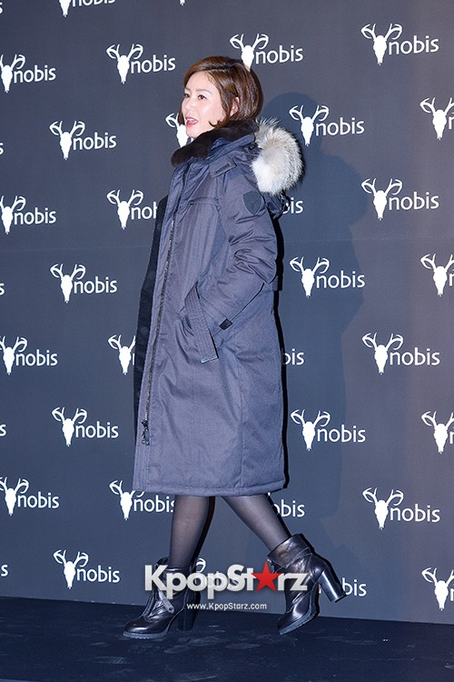 Kim Sung Ryung and Song Yoon Ah Attend Nobis 2014 F/W Collection Fashion key=>3 count21