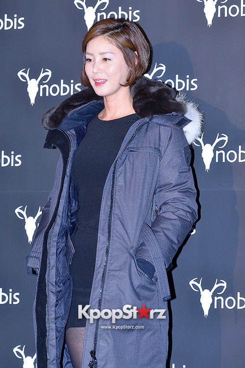 Kim Sung Ryung and Song Yoon Ah Attend Nobis 2014 F/W Collection Fashion key=>4 count21