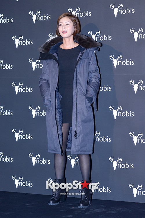 Kim Sung Ryung and Song Yoon Ah Attend Nobis 2014 F/W Collection Fashion key=>5 count21