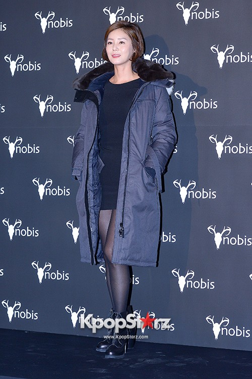 Kim Sung Ryung and Song Yoon Ah Attend Nobis 2014 F/W Collection Fashion key=>6 count21