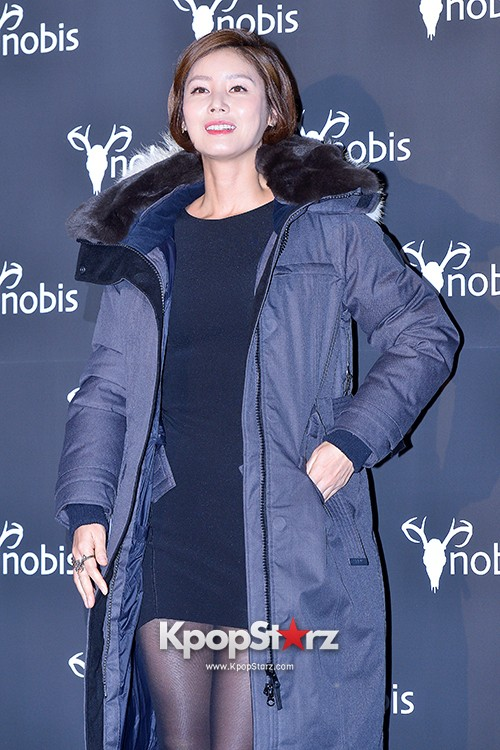 Kim Sung Ryung and Song Yoon Ah Attend Nobis 2014 F/W Collection Fashion key=>7 count21