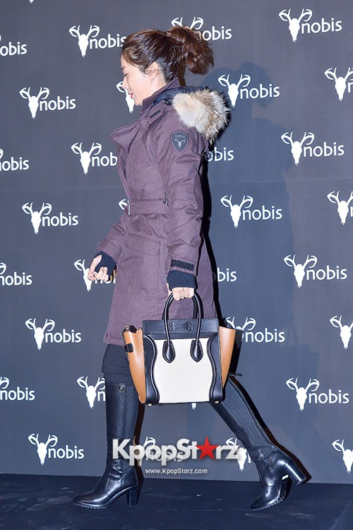 Kim Sung Ryung and Song Yoon Ah Attend Nobis 2014 F/W Collection Fashion key=>13 count21