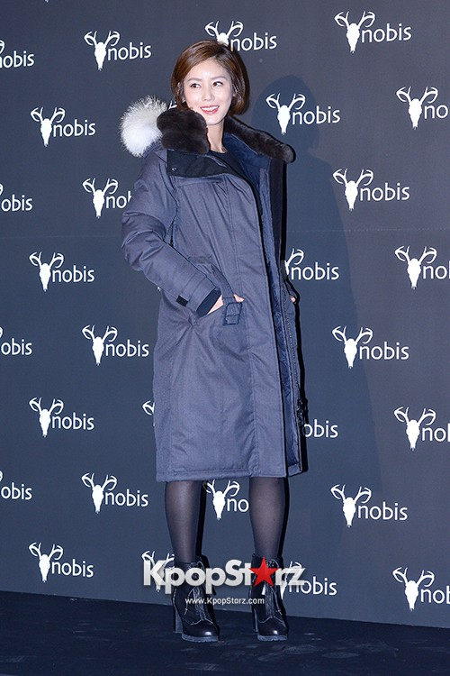Kim Sung Ryung and Song Yoon Ah Attend Nobis 2014 F/W Collection Fashion key=>9 count21