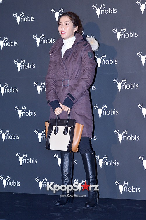 Kim Sung Ryung and Song Yoon Ah Attend Nobis 2014 F/W Collection Fashion key=>14 count21