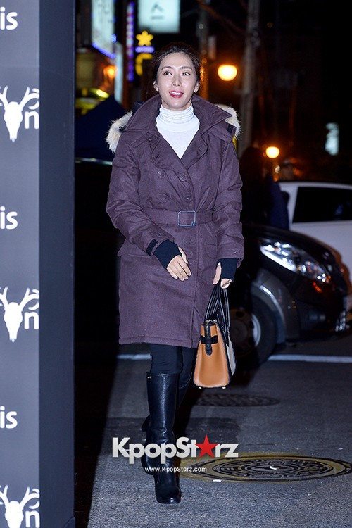 Kim Sung Ryung and Song Yoon Ah Attend Nobis 2014 F/W Collection Fashion key=>12 count21