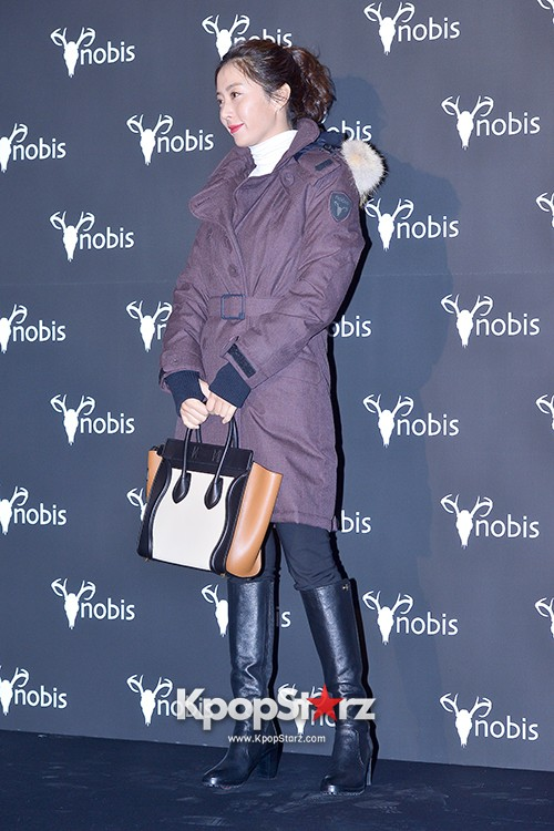 Kim Sung Ryung and Song Yoon Ah Attend Nobis 2014 F/W Collection Fashion key=>16 count21