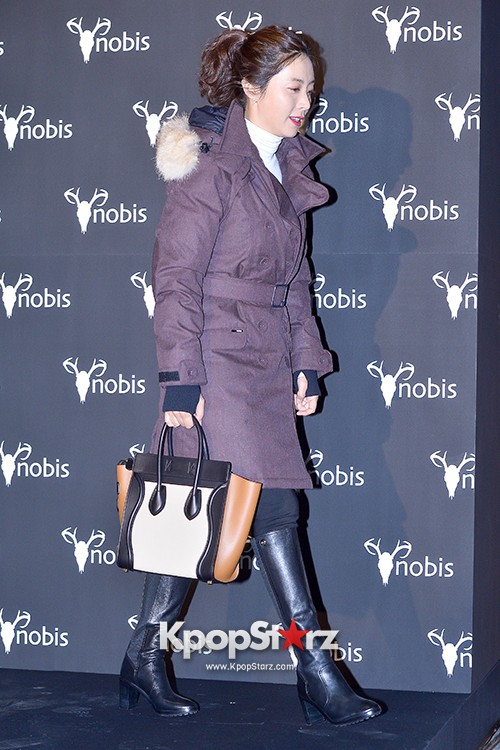 Kim Sung Ryung and Song Yoon Ah Attend Nobis 2014 F/W Collection Fashion key=>19 count21