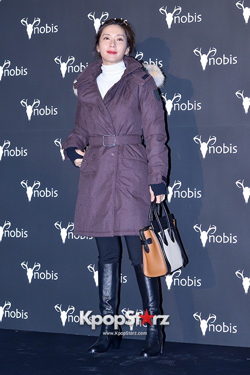 Kim Sung Ryung and Song Yoon Ah Attend Nobis 2014 F/W Collection Fashion key=>20 count21