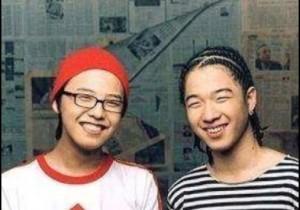 G-Dragon and Tae Yang