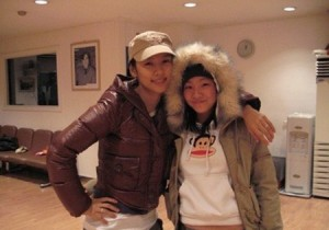 Lee Hyo Ri and CL