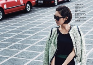Sung Yuri's Amorous Charm on Marie Claire Photo Shoot [9PHOTOS]