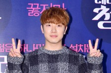 F.T. Island Choi Min Hwan Attends the VIP Premiere of Upcoming Film 'Ready Action Youth'