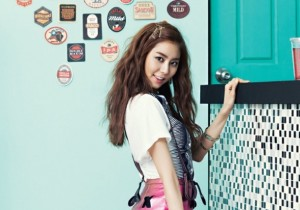 After School's UEE Graces the Ceci with Fresh, Bright and Sexy Image