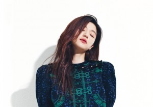 Jun Ji Hyun's photo session with 1st Look Magazine, My Sassy Girl to My Classy Girl