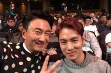 joo young hoon with hwanhee