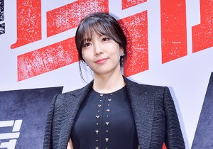 BoA Attends the Press Conference of Upcoming Film 'Big Match' at CGV