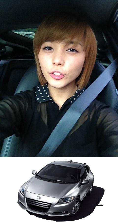 Wonder Girls Sunye Receives a Sports Car as a Giftkey=>0 count1