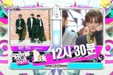 BEAST wins on 'Music Bank'