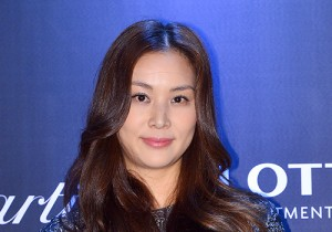 Ko So Young Attends Cartier Panthere 100th Anniversary at Lotte Department Store