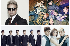 November is a busy K-Pop month in America with Kim Tae Woo, 2PM, VIXX, and others performing concerts.
