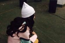 main girl character of teen top's MV