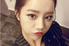 hyeri begins instagram
