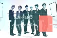 Boyfriend x Customellow