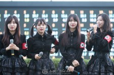 Girl Group Pritz Under Fire For Stage Outfits Reminiscent Of Nazi Uniforms