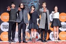 Press Conference of Upcoming Film '5 Deoksuri Brothers'