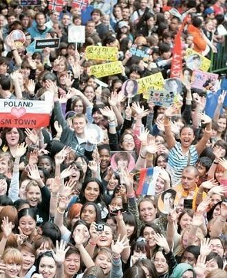 K-Pop Fans in Europekey=>0 count1