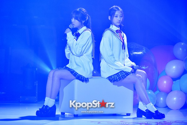 Woollim Entertainment's New Girl Group Lovelyz Attends the Debut Showcase (Performance)key=>2 count40