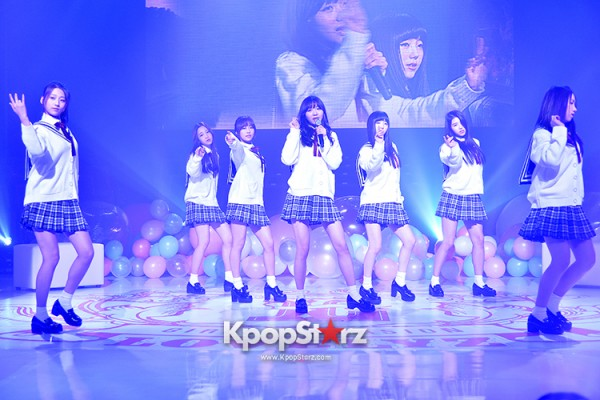 Woollim Entertainment's New Girl Group Lovelyz Attends the Debut Showcase (Performance)key=>10 count40