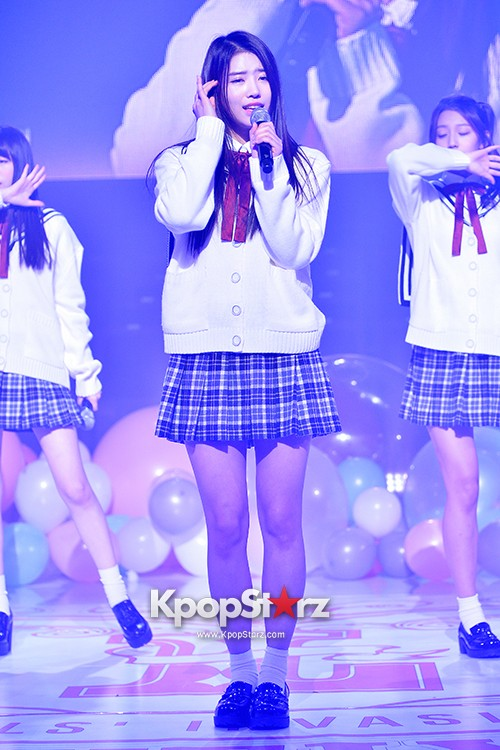 Woollim Entertainment's New Girl Group Lovelyz Attends the Debut Showcase (Performance)key=>13 count40