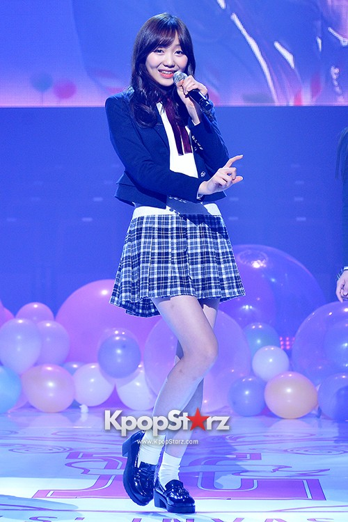 Woollim Entertainment's New Girl Group Lovelyz Attends the Debut Showcase (Performance)key=>20 count40