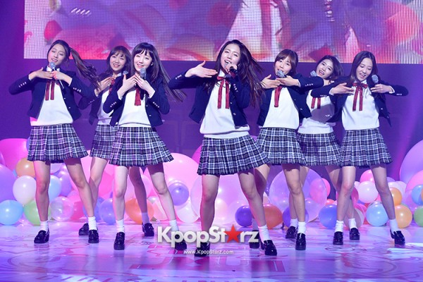 Woollim Entertainment's New Girl Group Lovelyz Attends the Debut Showcase (Performance)key=>24 count40