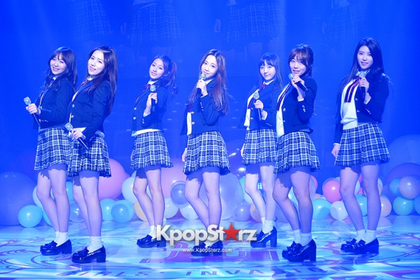 Woollim Entertainment's New Girl Group Lovelyz Attends the Debut Showcase (Performance)key=>36 count40