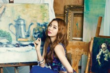 After School Uee, Lizzy and Nana For Cosmopolitan, 'Mile Long Legs'