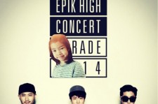 Tablo Self-Censors At Epik High Concert For Daughter Haru's Benefit