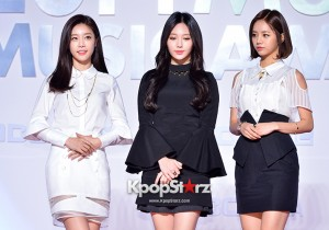 Girl's Day Attends MBC Music 2014 MelOn Music Awards