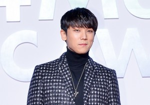 Jung Gi Go Attends MBC Music 2014 MelOn Music Awards