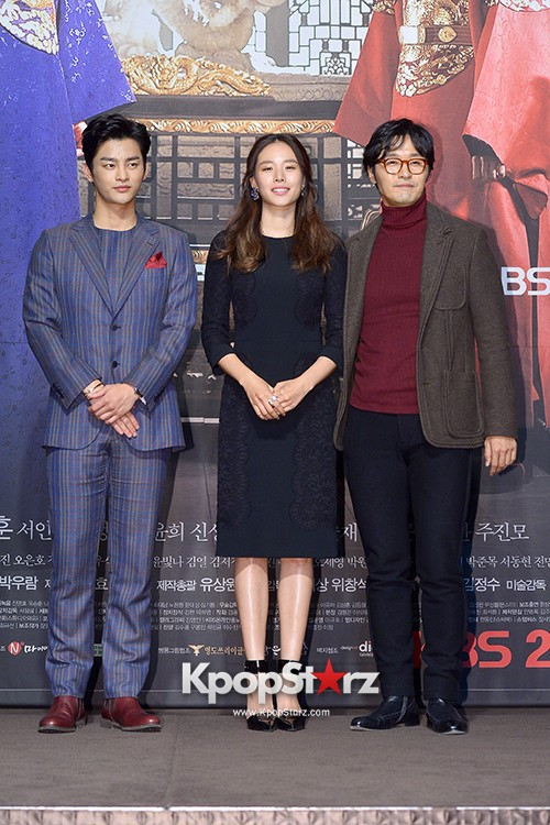 Press Conference of KBS 2TV's Drama 'The King Face' key=>19 count36