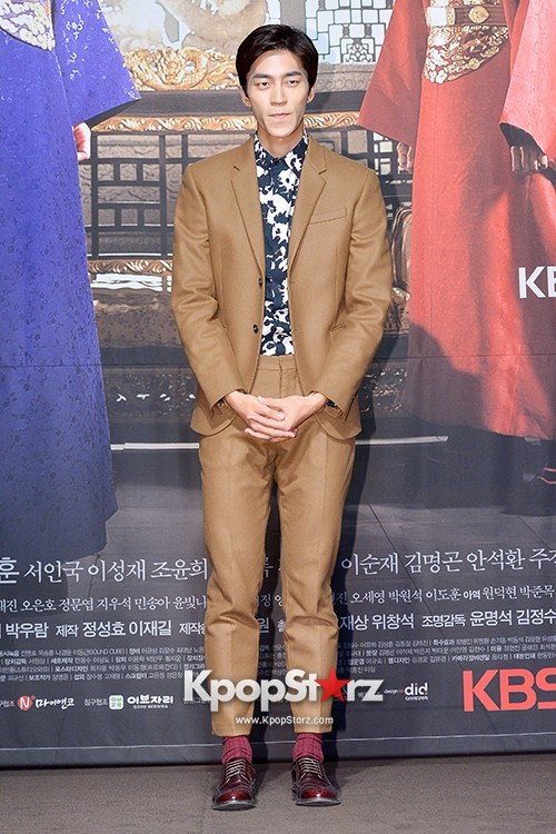Press Conference of KBS 2TV's Drama 'The King Face' key=>23 count36