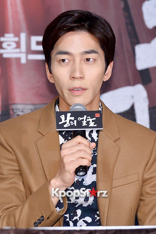 Press Conference of KBS 2TV's Drama 'The King Face' key=>27 count36