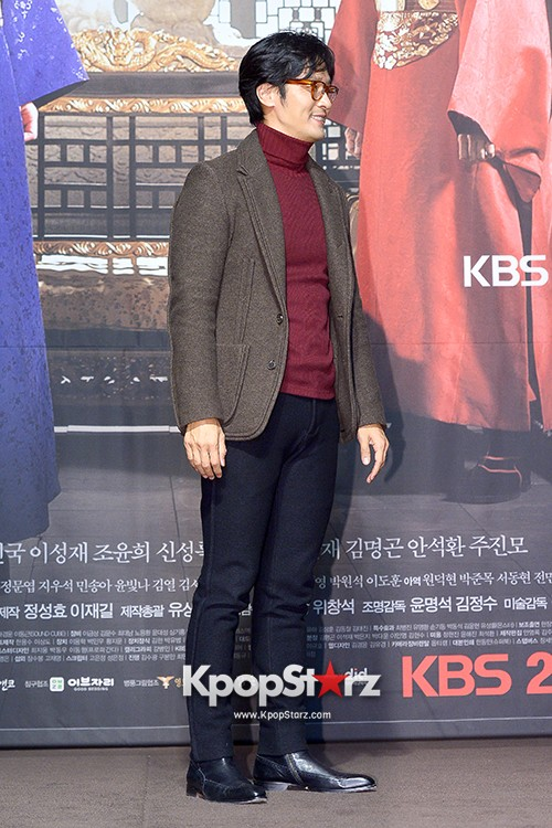 Press Conference of KBS 2TV's Drama 'The King Face' key=>28 count36