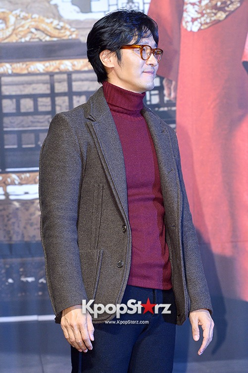 Press Conference of KBS 2TV's Drama 'The King Face' key=>30 count36